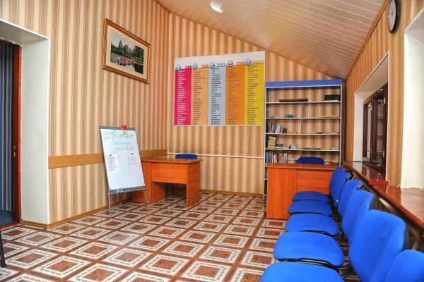 Комната проведения занятий