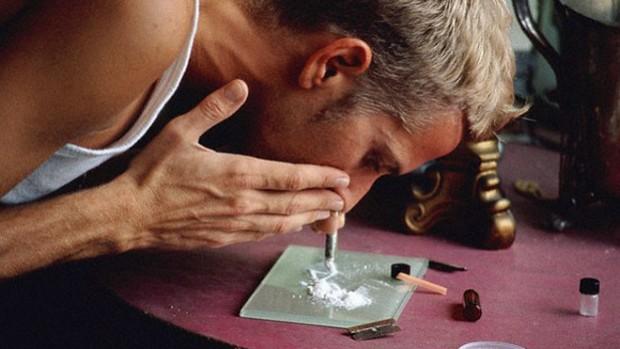 Ломка от кокаина