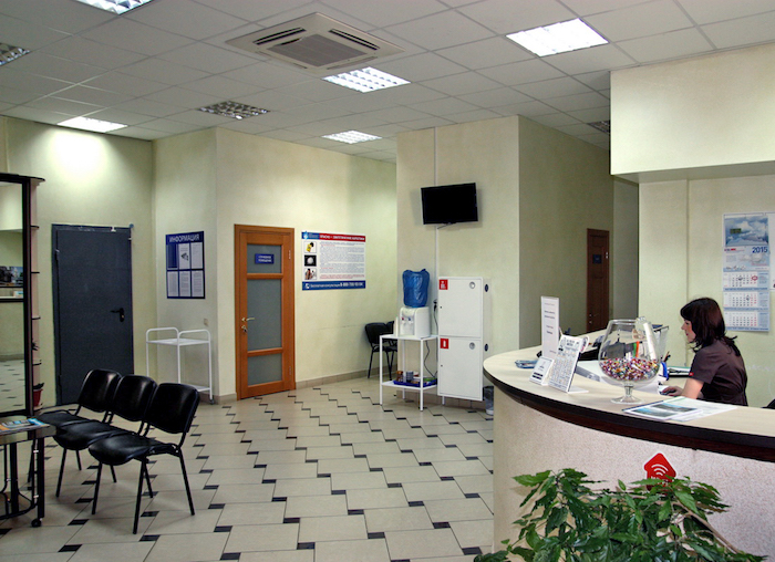 Стаціонар центру допомоги
